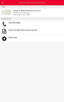 Red Clay Consolidated Schools apk screenshot
