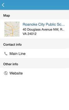 Roanoke City Public Schools screenshot 3