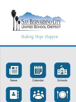 San Bernardino City USD screenshot 2
