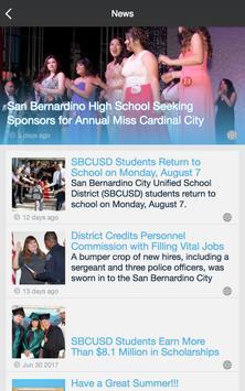 San Bernardino City USD screenshot 5