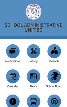 School Administrative Unit 50 apk screenshot