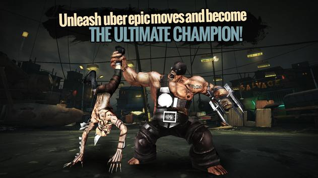 Ultimate Zombie Fighting screenshot 13
