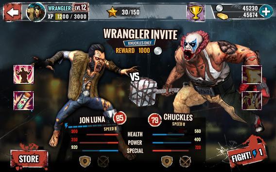 Ultimate Zombie Fighting screenshot 4