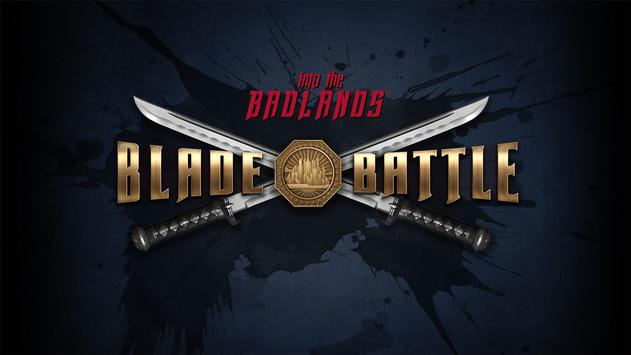 Into the Badlands Blade Battle - Action RPG poster