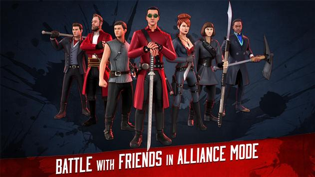Into the Badlands Blade Battle - Action RPG apk screenshot