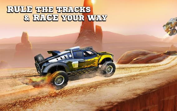 Monster Trucks Racing screenshot 19
