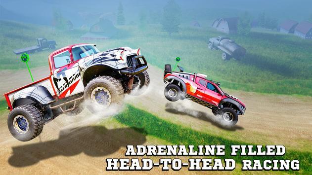 Monster Trucks Racing poster