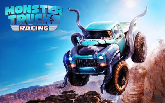 Monster Trucks Racing screenshot 7