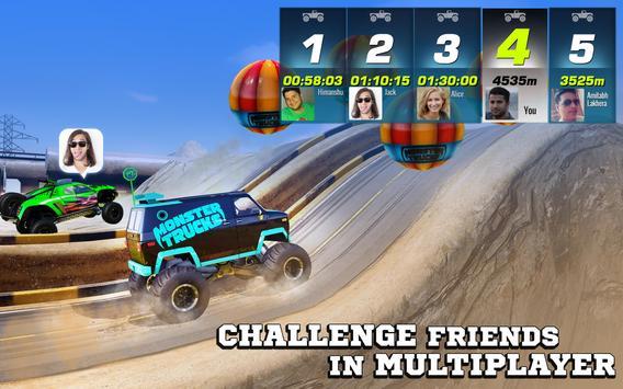 Monster Trucks Racing screenshot 9