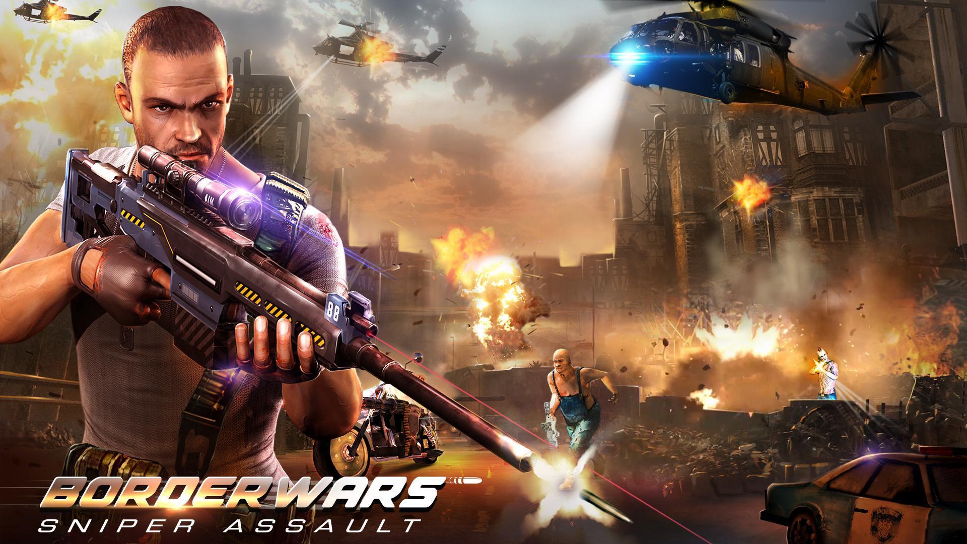 Border Wars: Sniper Assault for Android - APK Download