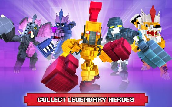 Pixel Heroes apk screenshot