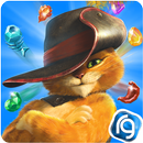 Puss In Boots Jewel Rush APK