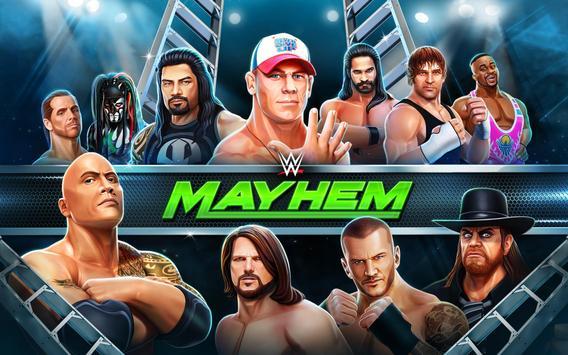 WWE Mayhem 截圖 8