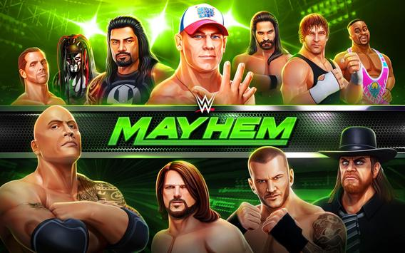 WWE Mayhem स्क्रीनशॉट 8