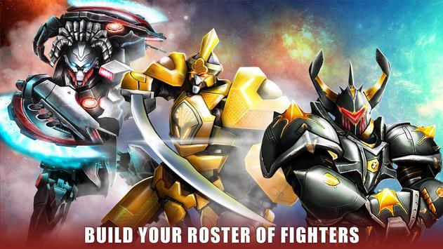 Ultimate Robot Fighting apk screenshot