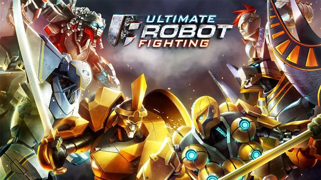 Ultimate Robot Fighting poster