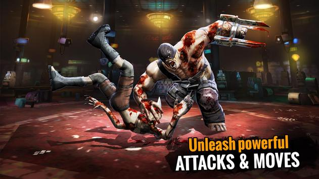 Zombie Fighting Champions apk screenshot