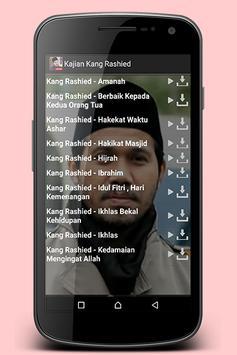 Kajian Kang Rashied screenshot 1