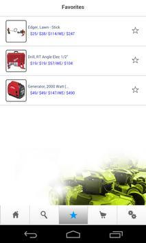 NorthsideToolRental FieldAsyst apk screenshot
