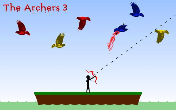 The Archers 3 : Bird Slaughter poster