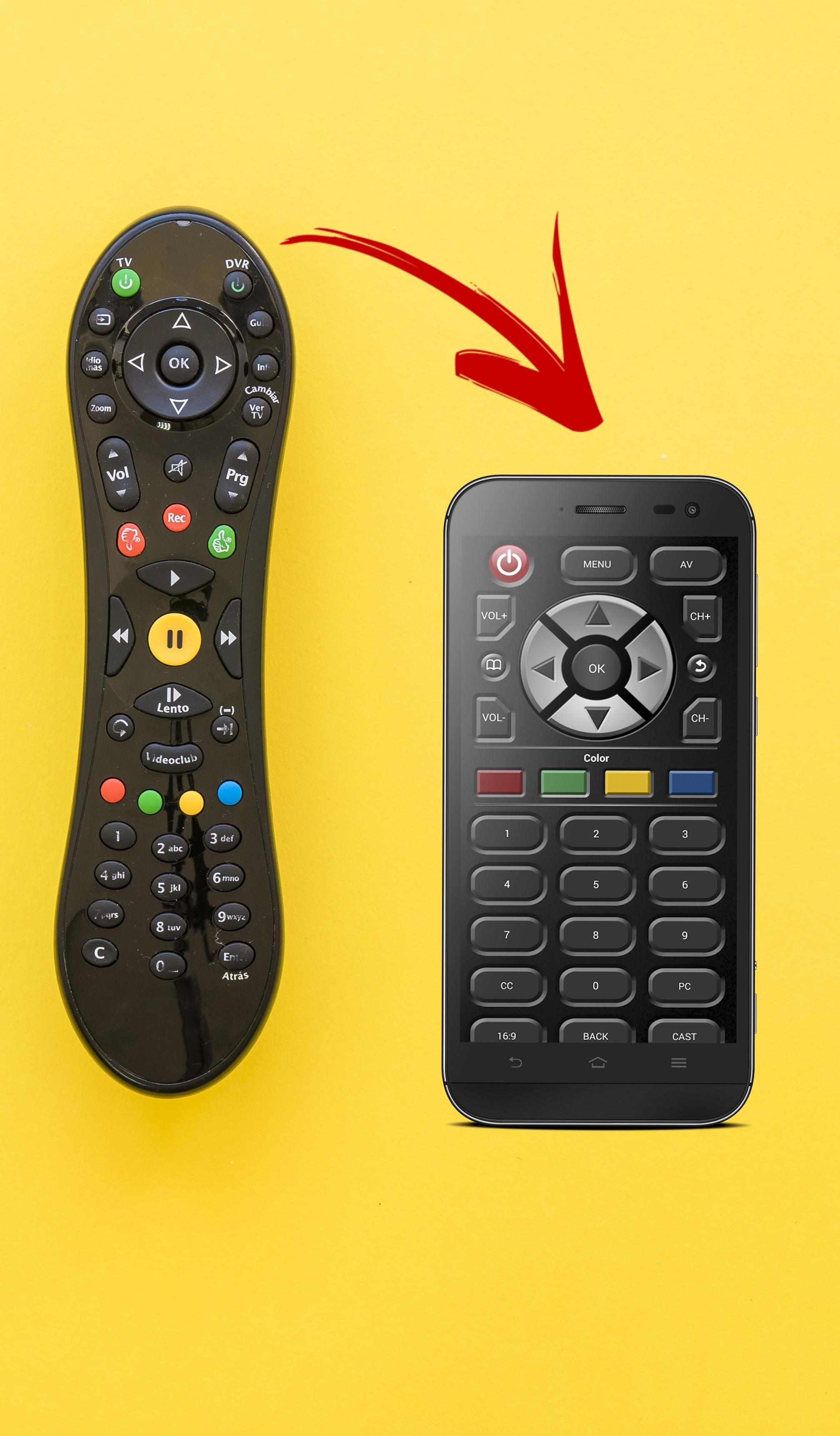 Tv Remote For Element for Android - APK Download
