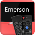 Remote control for emerson tv