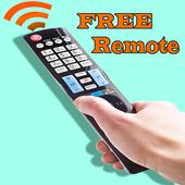 Free TV Remote Control Prank icon