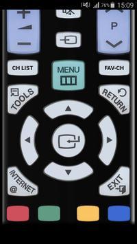 Free TV Remote Control Prank screenshot 3