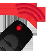 Remote Car Control Sound icon