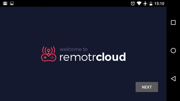 Remotr Cloud Gaming (Unreleased) apk screenshot
