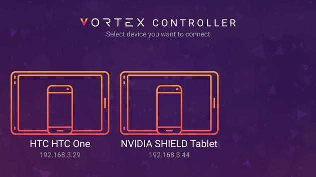 Vortex Controller (Unreleased) captura de pantalla 2