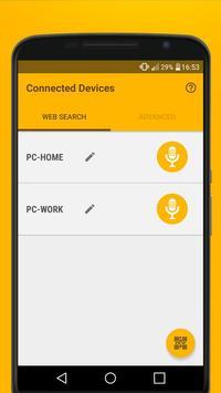 Remote Voice Search poster