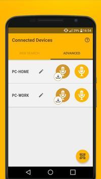 Remote Voice Search apk screenshot