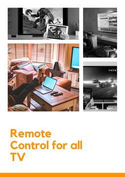 TV Remote Control Free 😎 apk screenshot