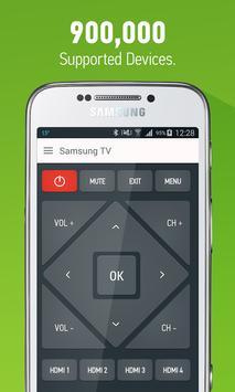 AnyMote Universal Remote + WiFi Smart Home Control screenshot 2
