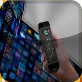 TV Remote Control pro univer icon
