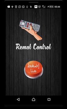 TV Remote Control pro univer poster
