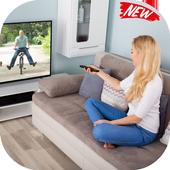 New  Universal TV Remote Control 2017 icon