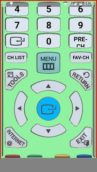 All TV remote control screenshot 2