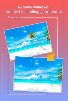 Remove Objects - Touch Eraser imagem de tela 2