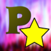 Party Star - party like a star icon