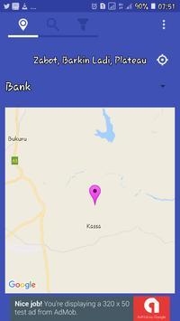 My Location - Nigeria Postal Codes poster