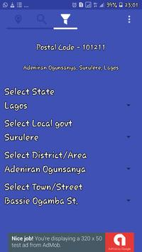 My Location - Nigeria Postal Codes for Android - APK Download
