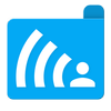 Talkie - Wi-Fi Calling, Chats, File Sharing icône