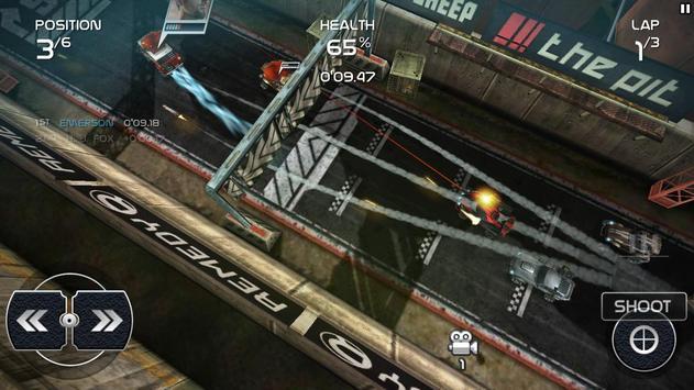 Death Rally imagem de tela 4
