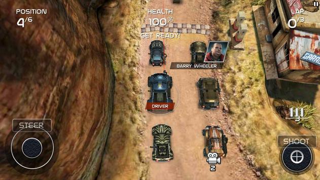 Death Rally imagem de tela 3