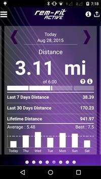 REM-Fit Active apk screenshot