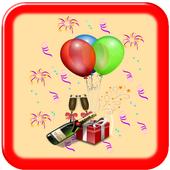 Happy New Year Ringtones Free icon