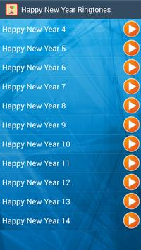 Happy New Year Ringtones Free apk screenshot