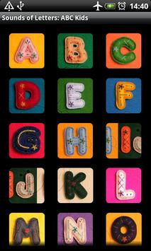 Sounds of Letters: ABC Kids poster